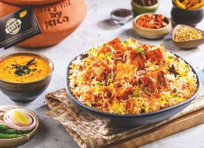 Biryani By Kilo: The Premium Biryani And Kebab Delivery Chain