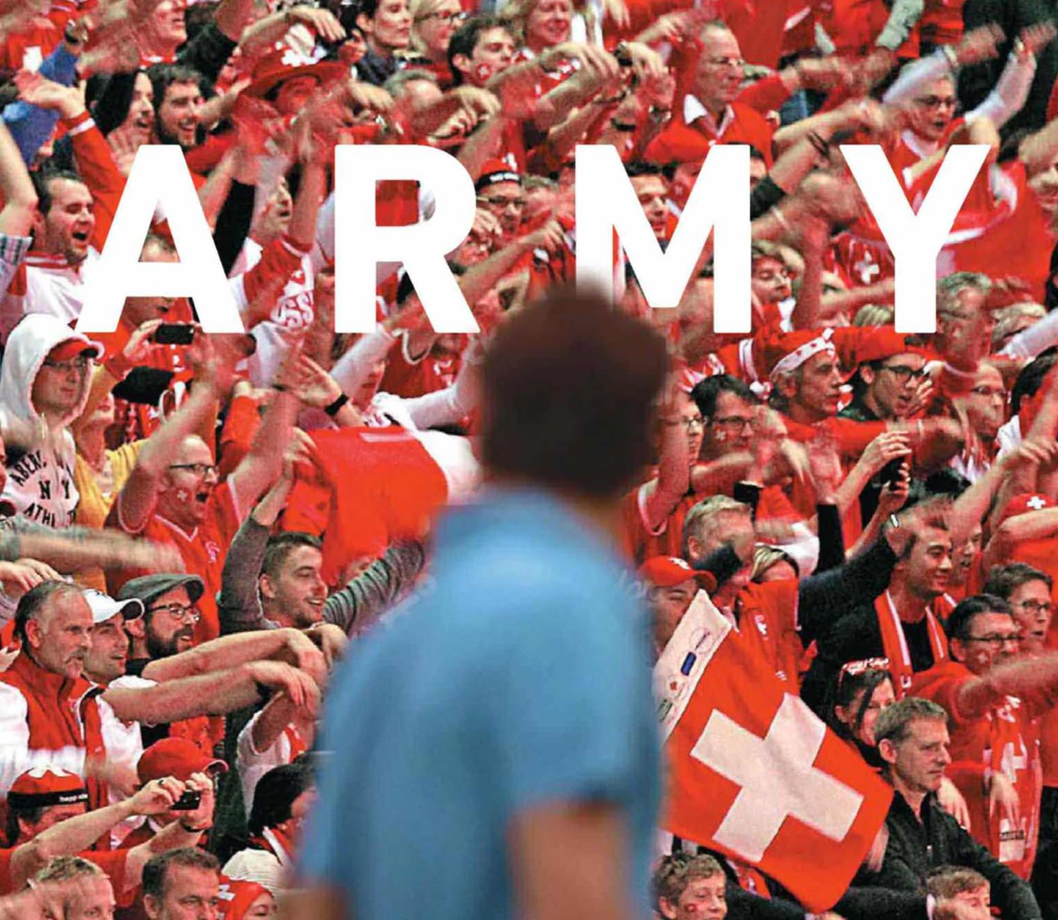 Roger Federer's Swiss Army