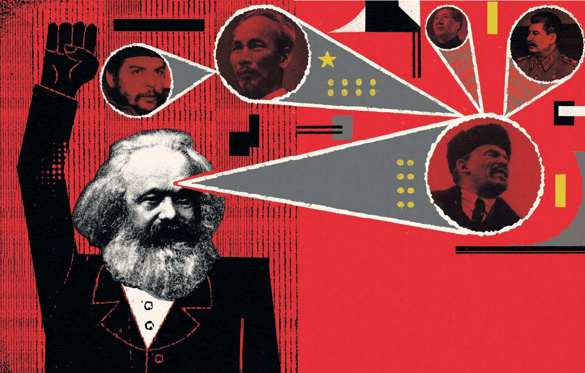 Karl Marx- The Godfather Of Revolution