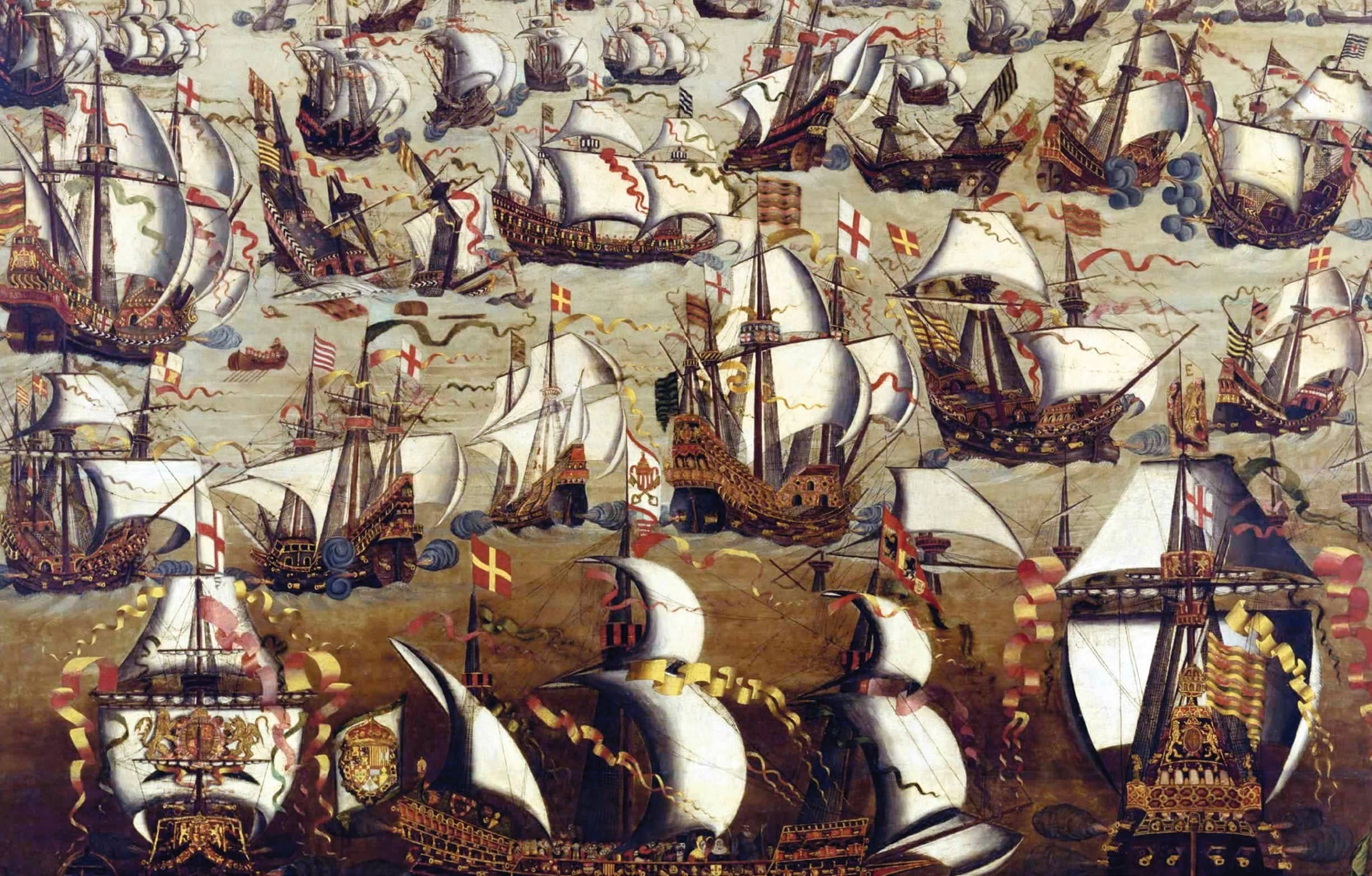 Want To Know How England Defeated The Spanish Armada? Then Forget Everything You Learned At School