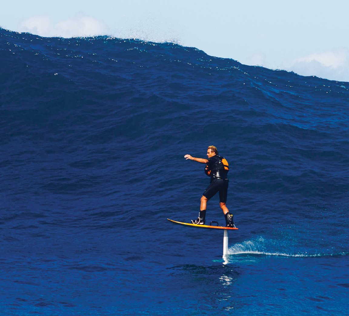 Surfing and SUP Legend - Laird Hamilton