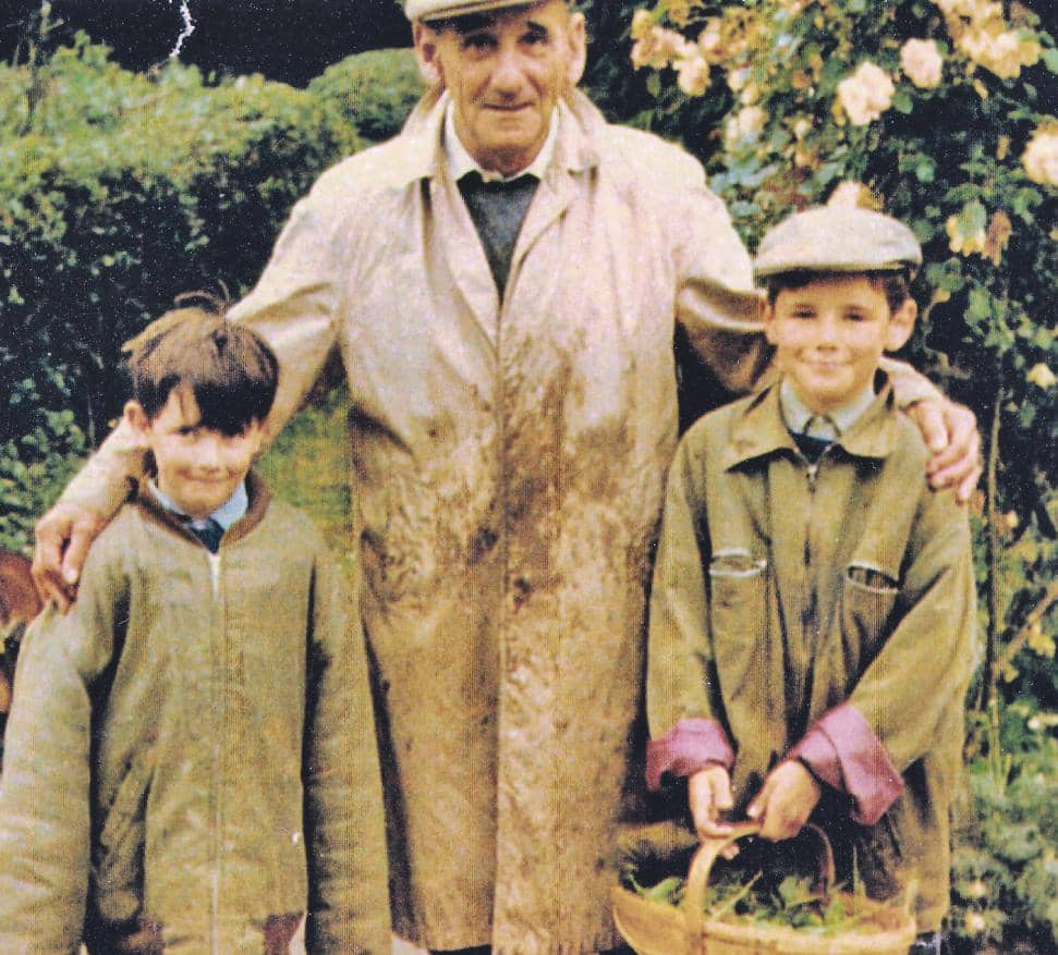Grandfather's War & Peace
