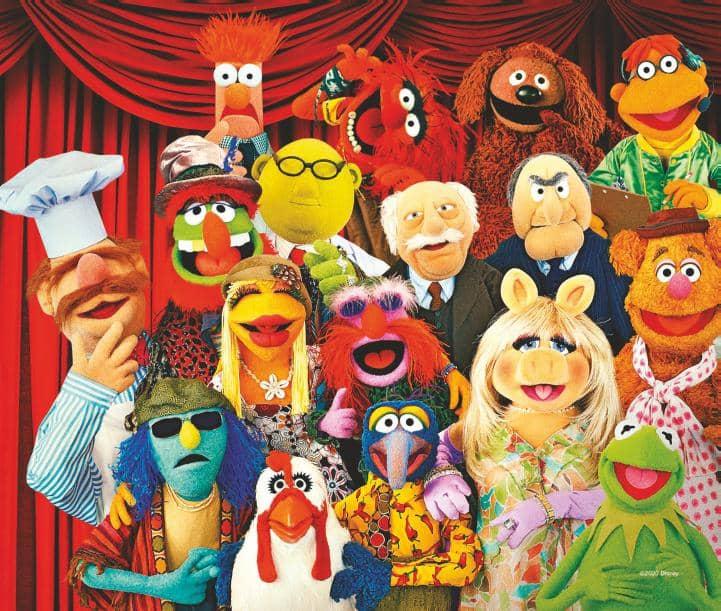 Muppet magic!