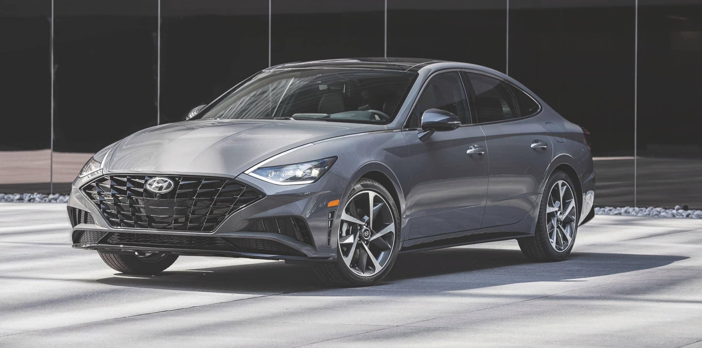Hyundai's Bold Design Aims To Rescue The Midsize Car
