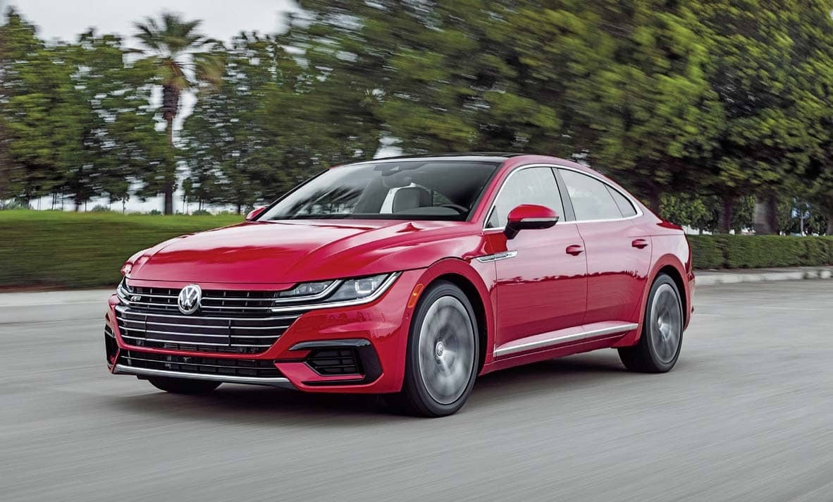 VW's New Flagship Is Gorgeous, But It's No Audi.