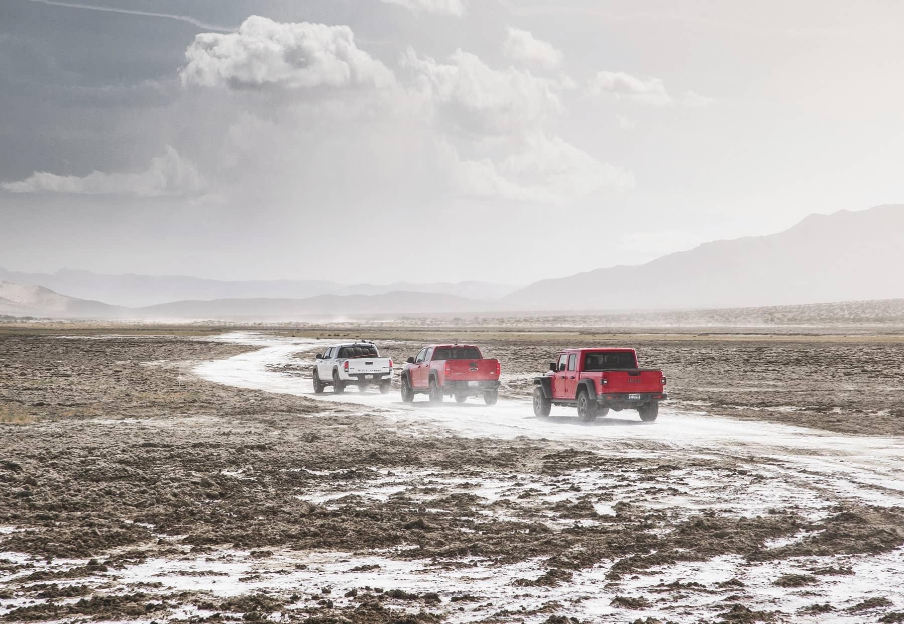 The Mojave Road Run