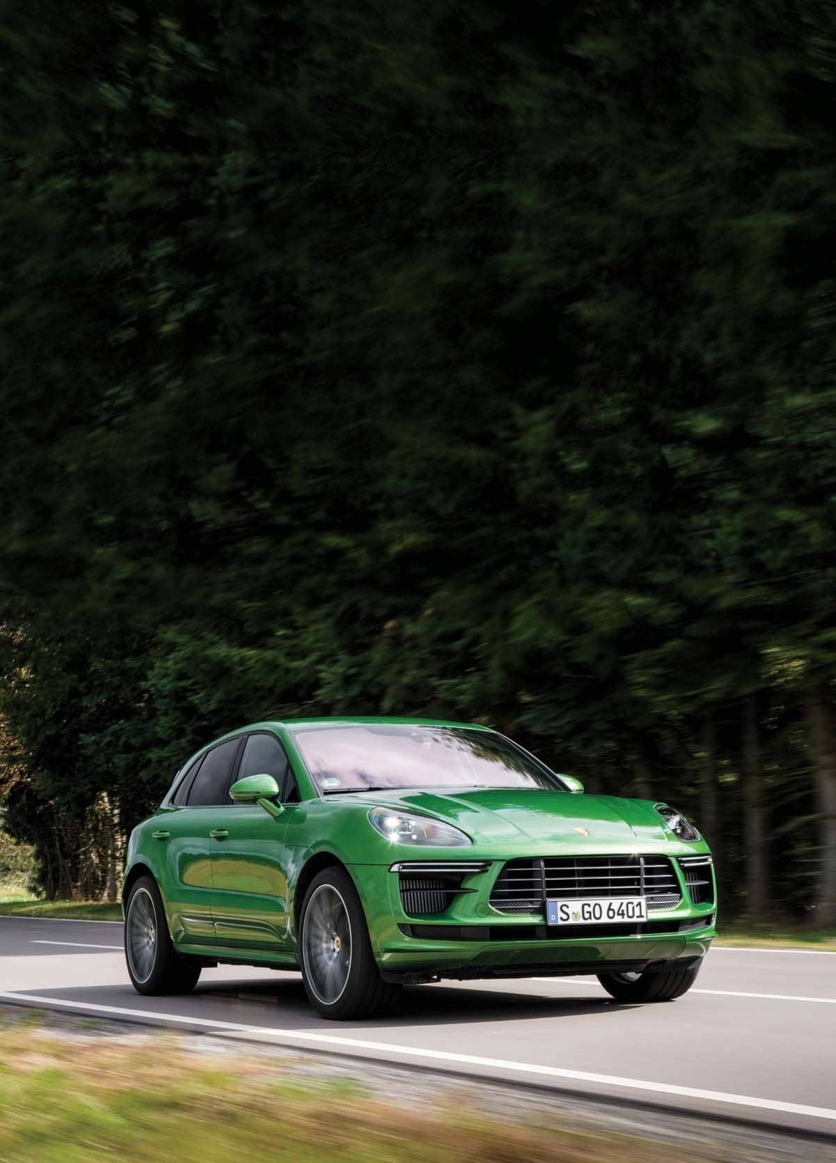 Porsche's Turbo Suv Gets More Boost And A Hefty Price Bump