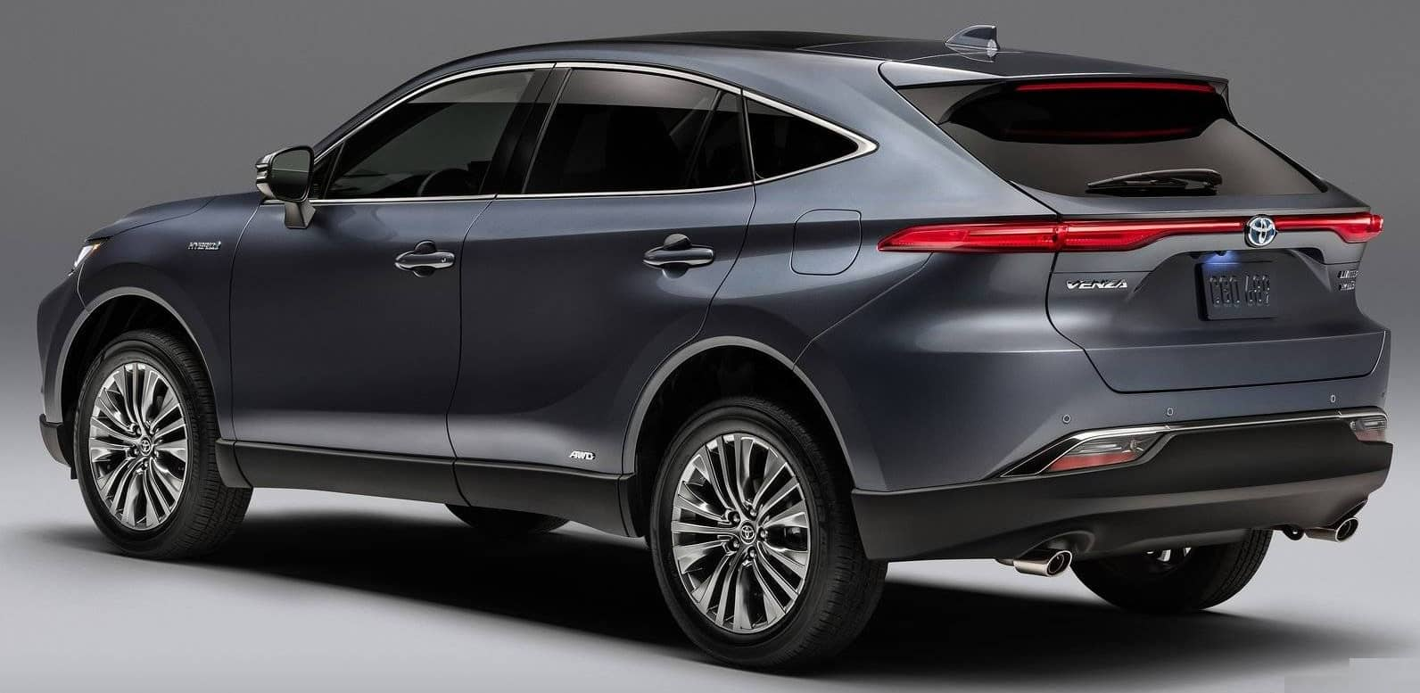 THE RETURN OF THE VENZA