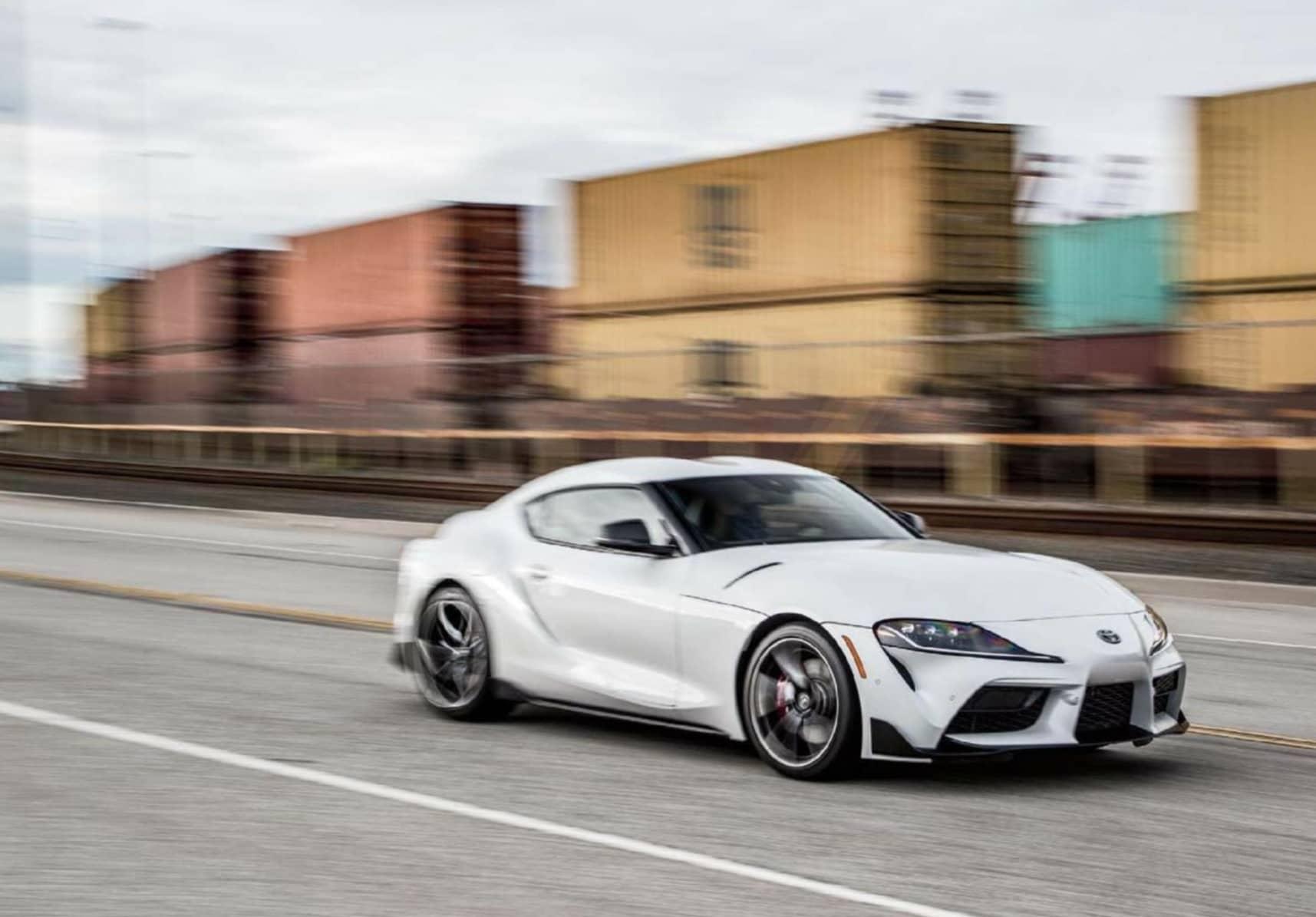 2021 Toyota Supra 3.0