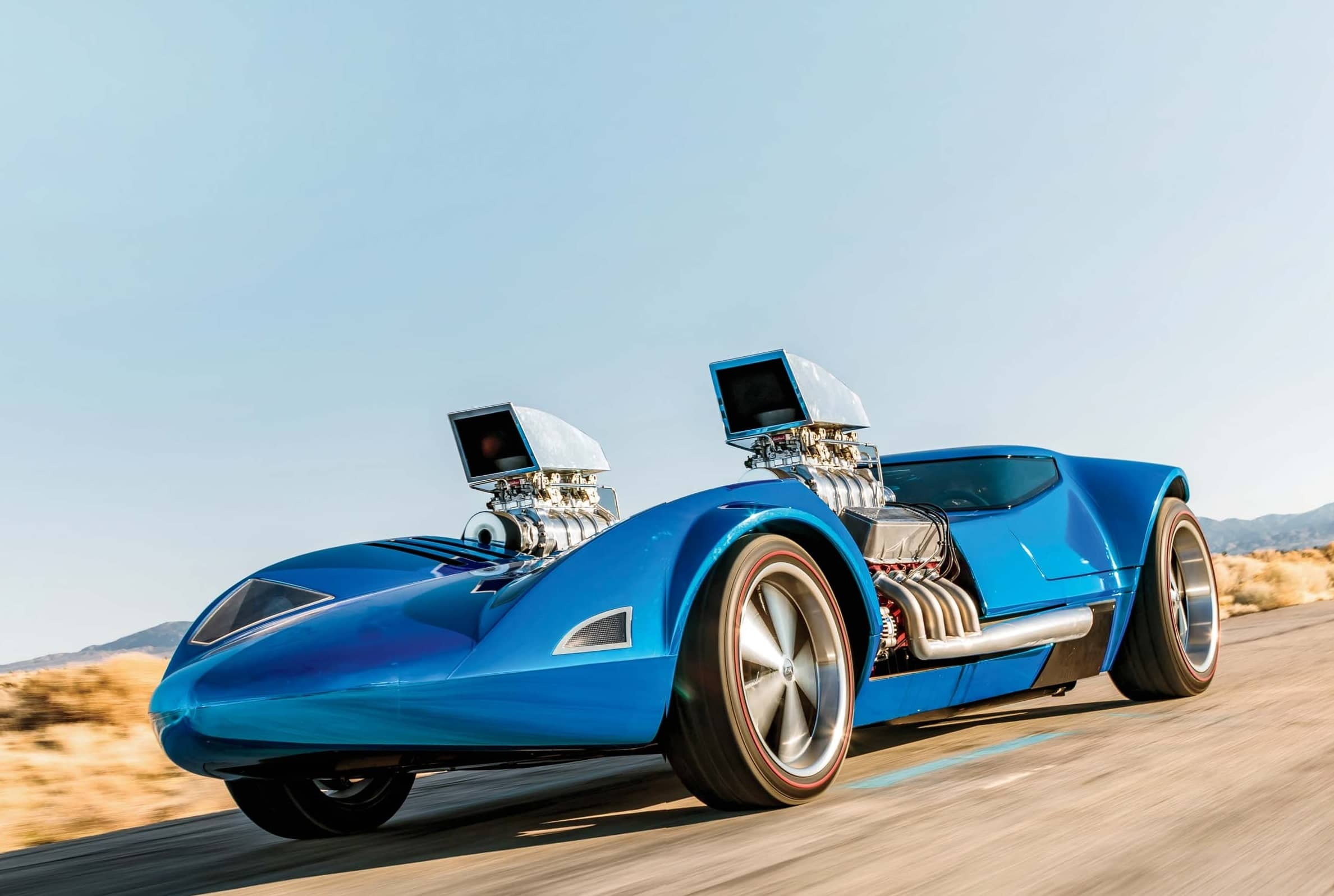 THE REAL-LIFE CRAZY CARS THAT INSPIRED THE ORIGINAL HOT WHEELS