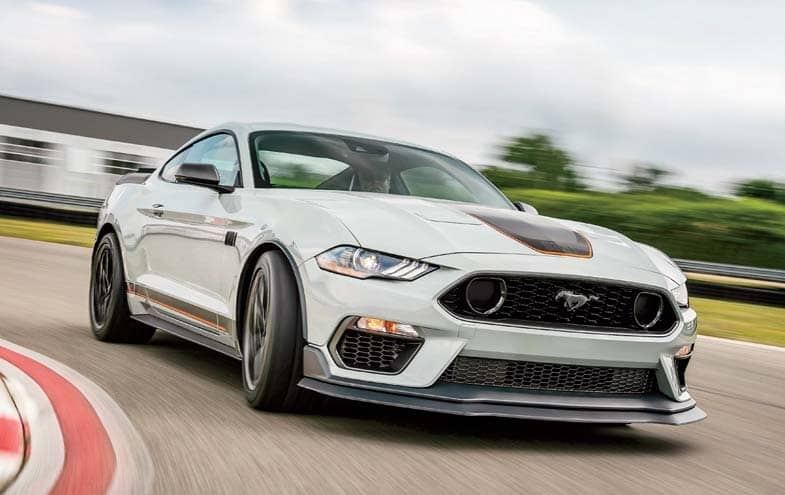 Intake: 2021 Ford Mustang Mach 1 FIRST LOOK