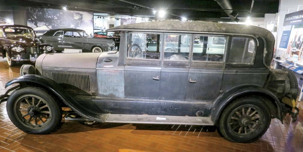 Great Coach-Built Lincolns