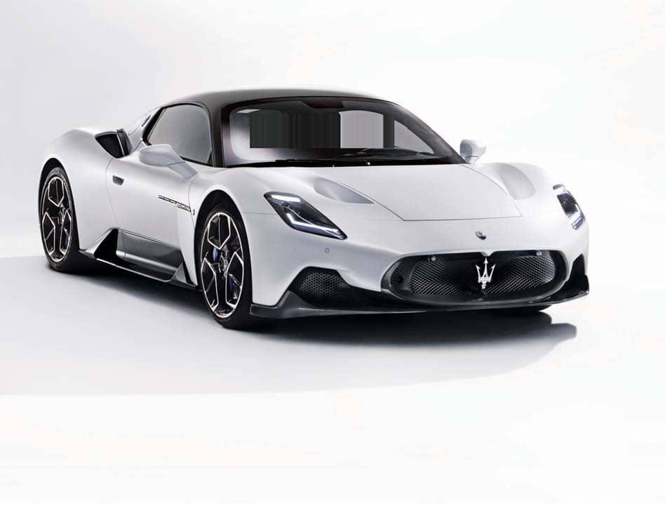 FIRST LOOK 2021 Maserati MC20