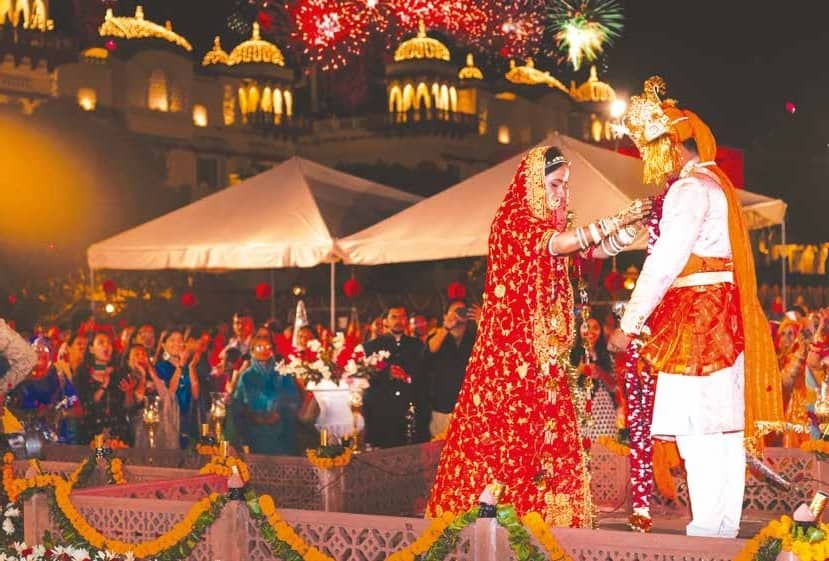 Nuptials Of The Princely: A RAJPUT WEDDING