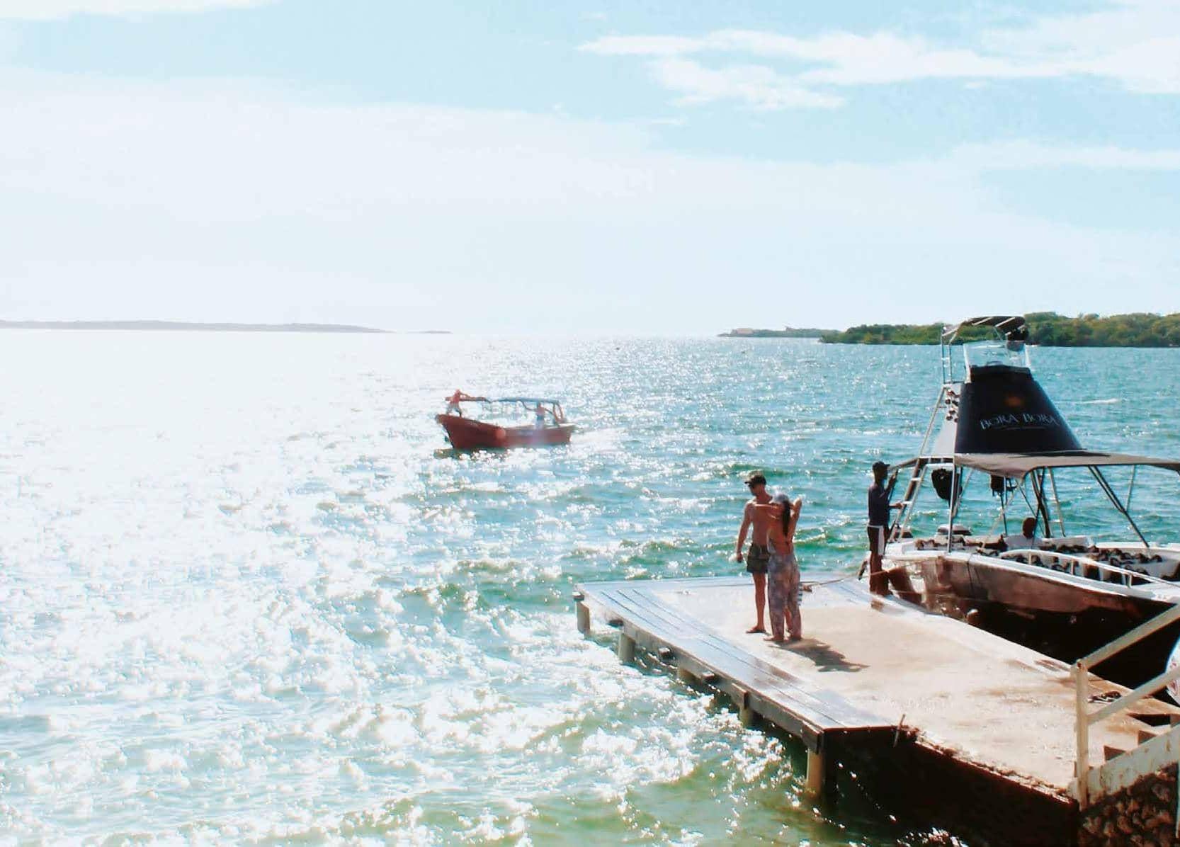 The Euphoric Island Getaway