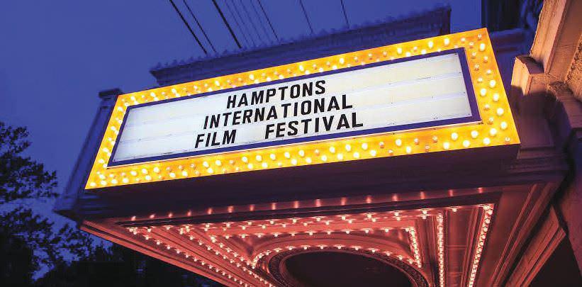 Hamptons International Film Festival'sSilver Anniversary
