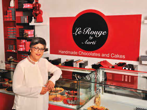 Le Rouge Handmade Choclates