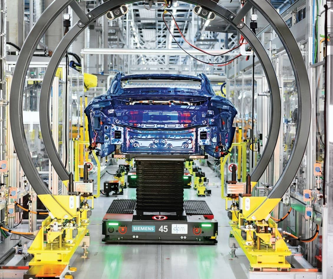 Manufacturing Robotic Automation