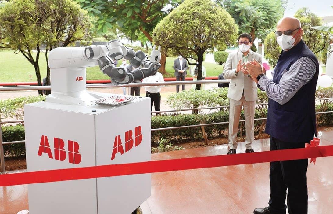 ABB India commissions new robotics facility
