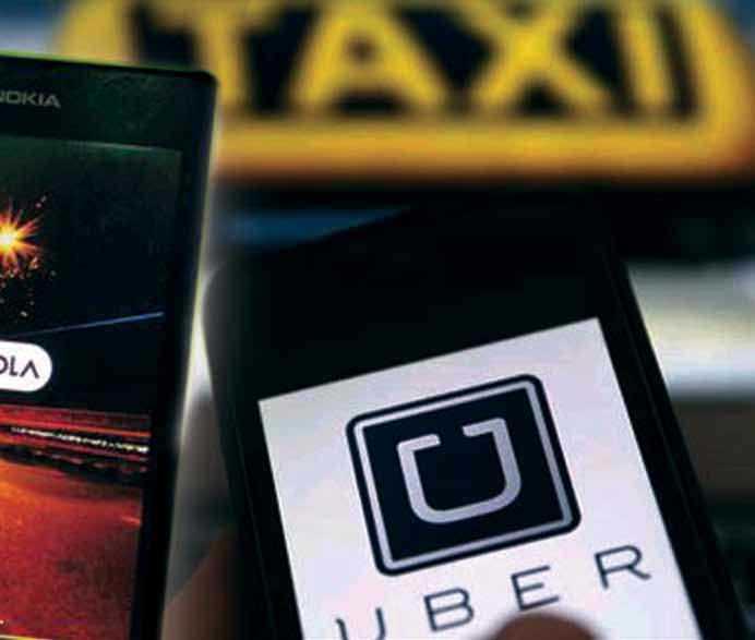 Digital Taxi Aggregators: Driving Past Caste