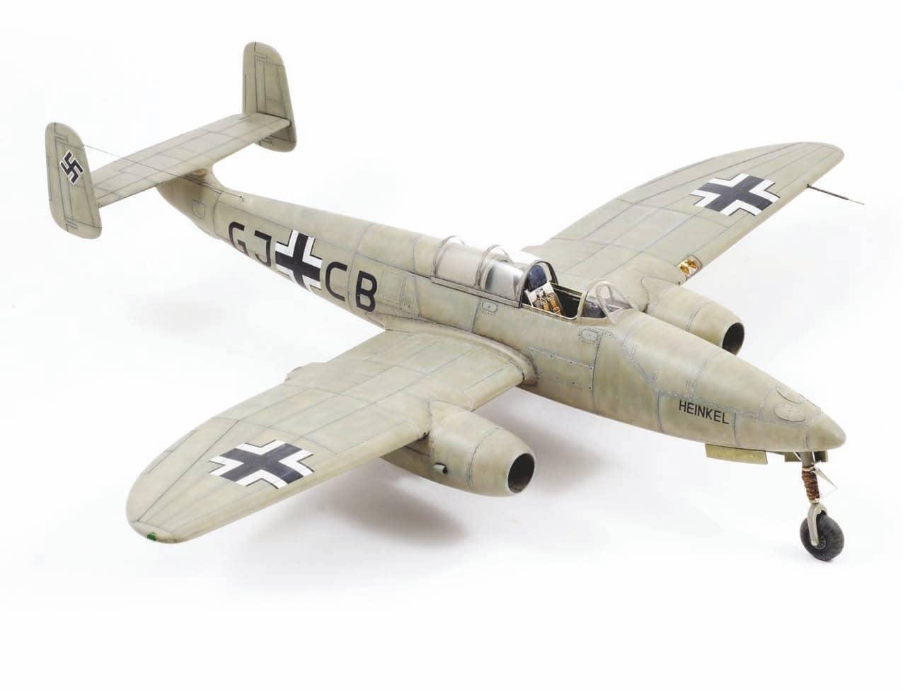 Heinkel He 280V3
