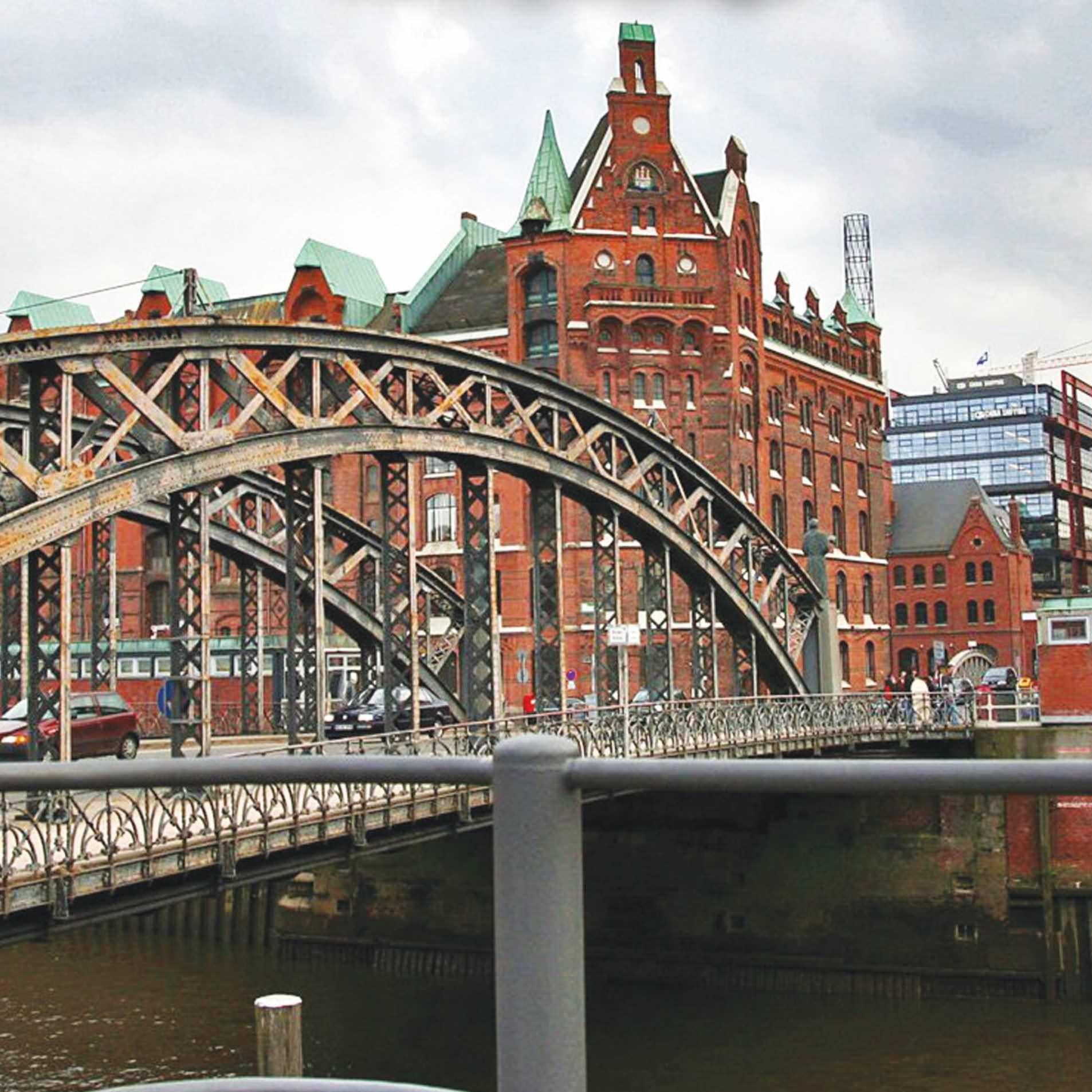 Hamburg: The City Of Bridges