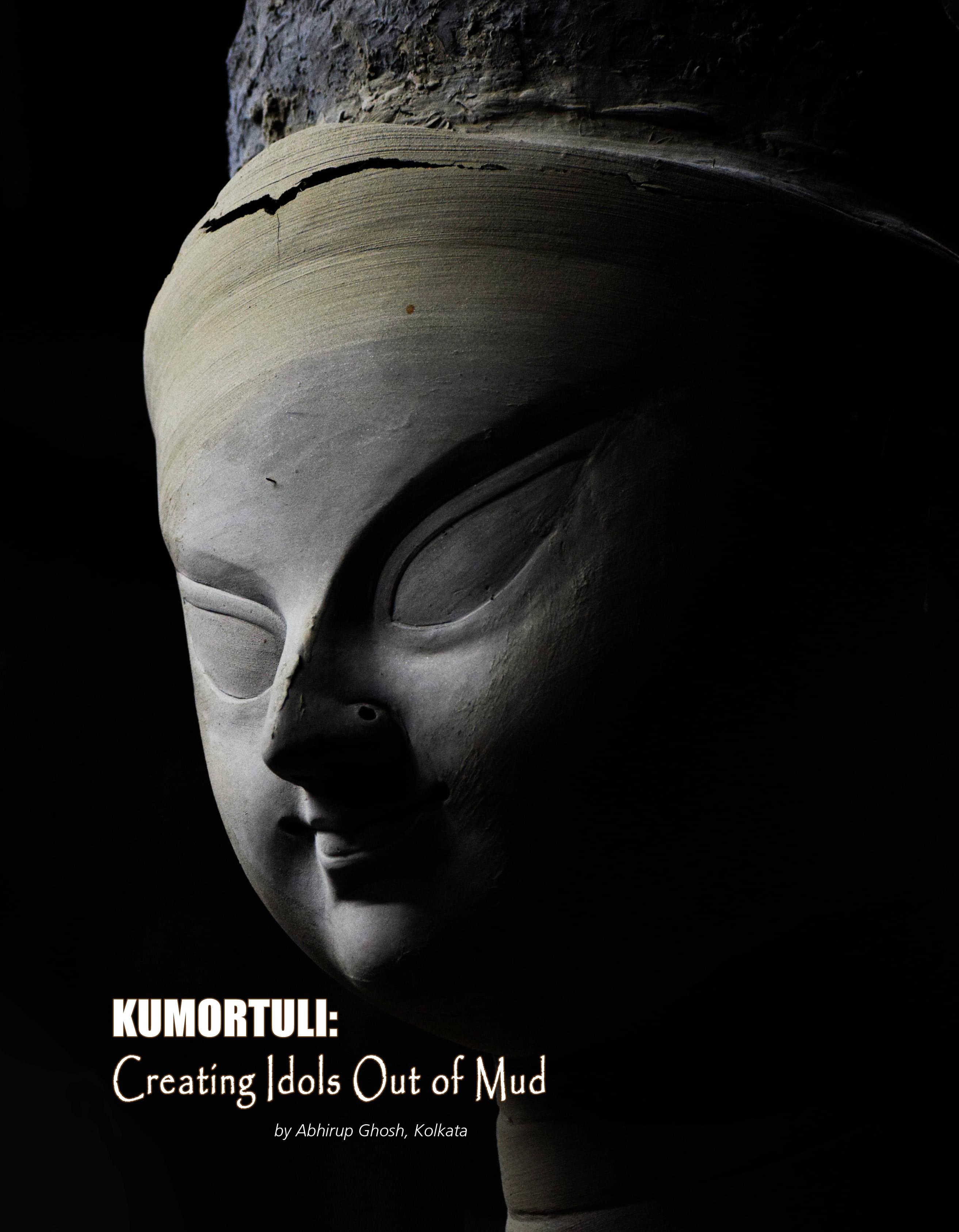 Kumortuli: Creating Idols Out Of Mind