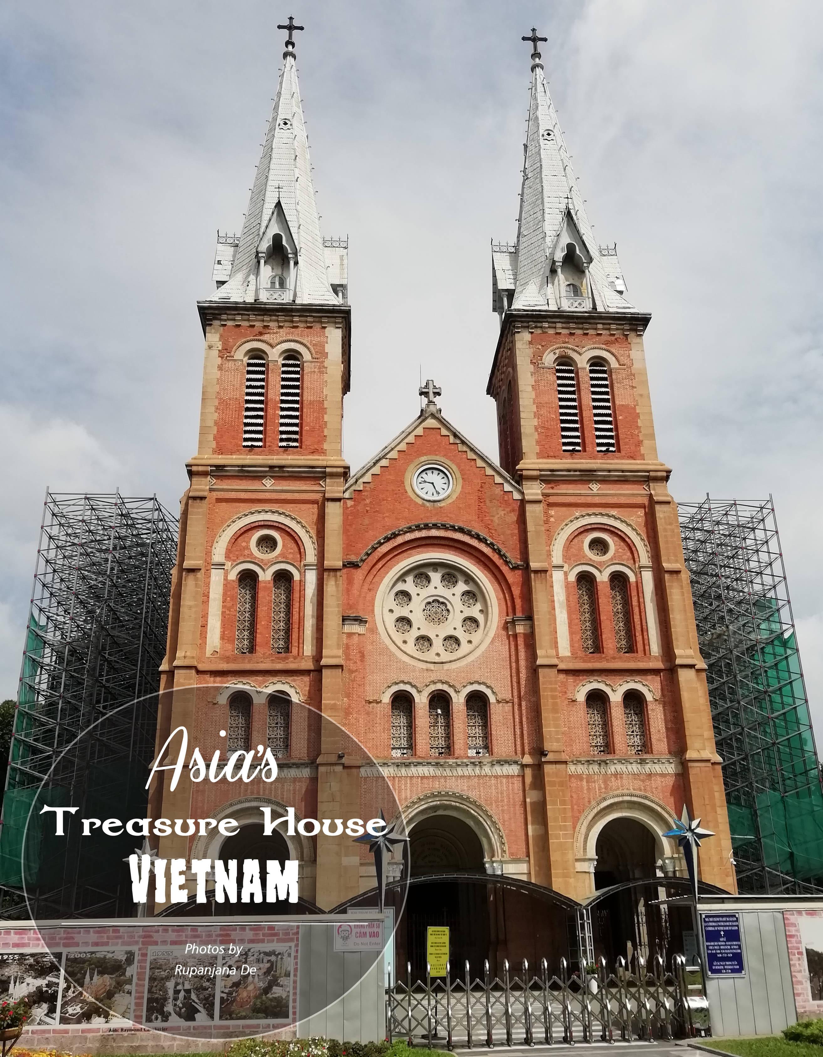 Asia's Treasure House Vietnam