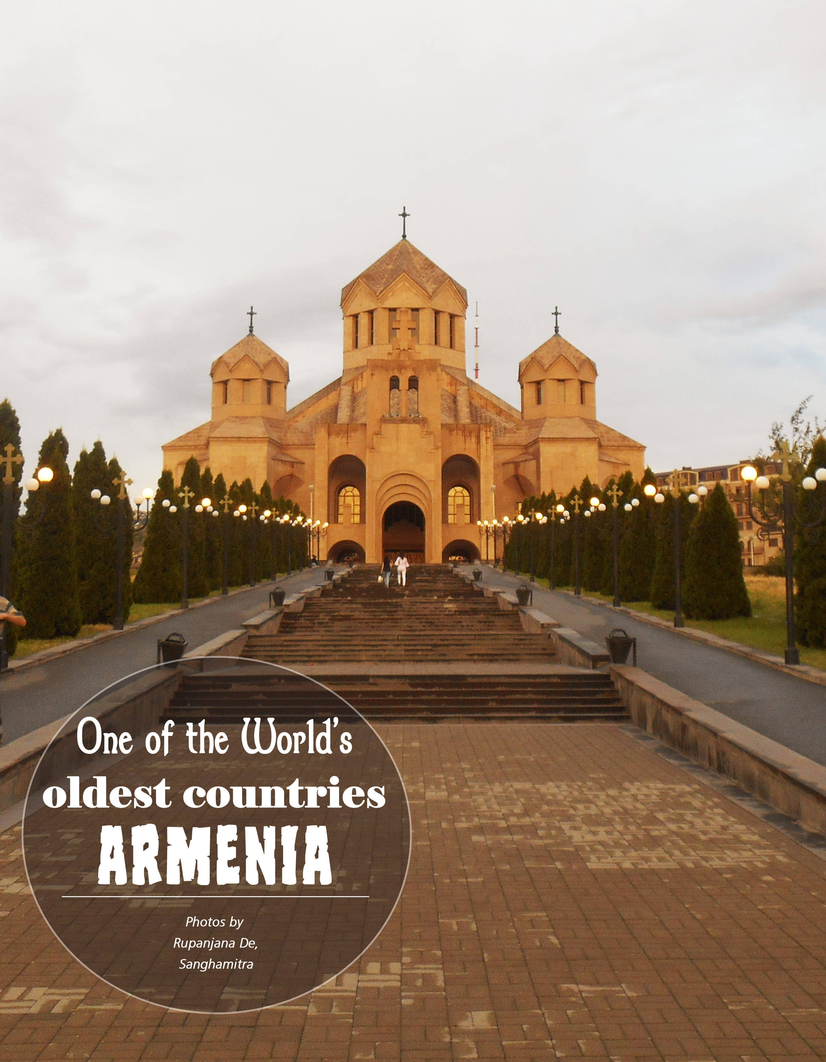 One Of The World's Oldest Countries Armenia