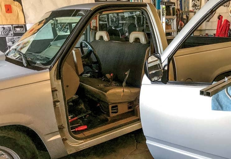 Shop Talk Project Car Update