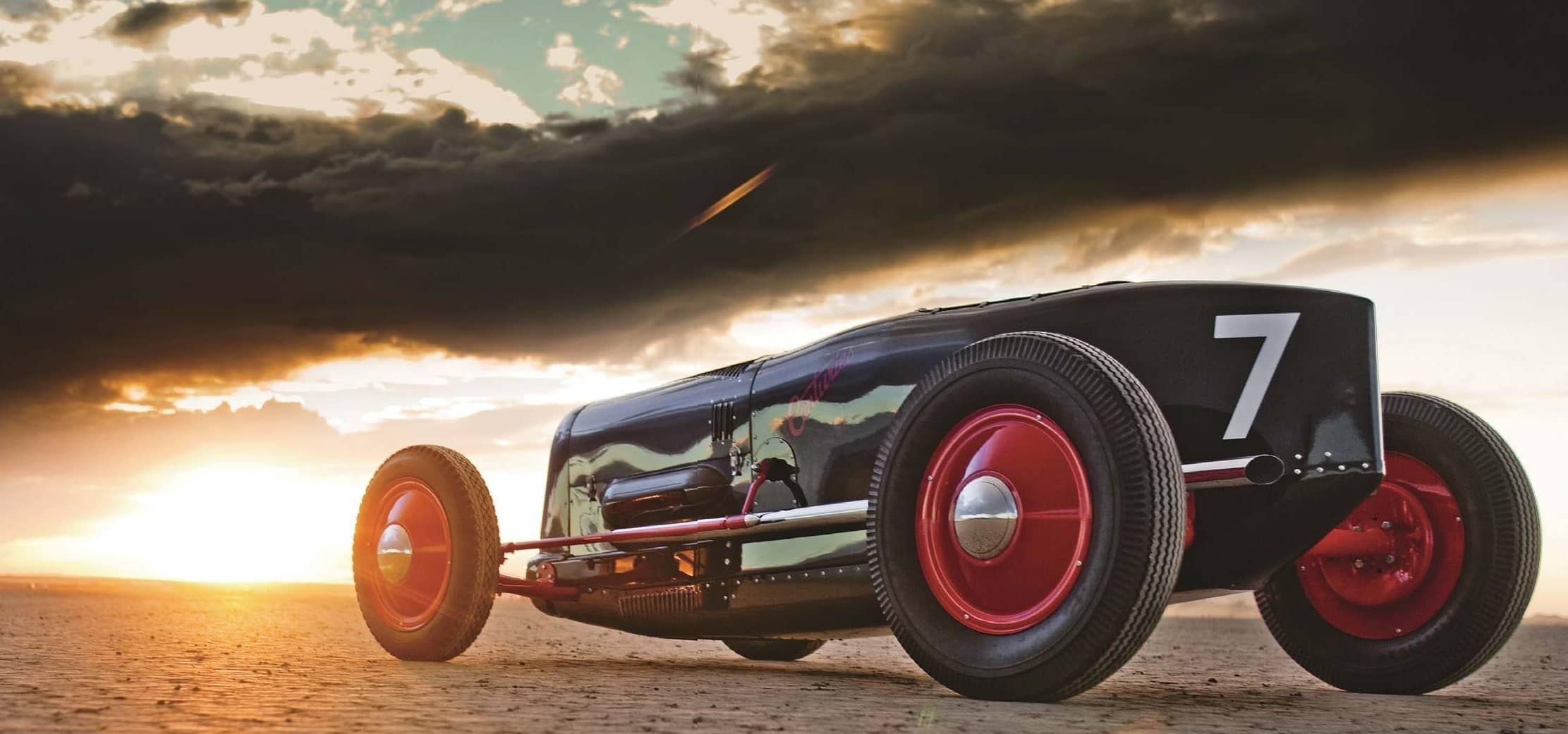 THIS 150 MPH HOT ROD CHANGED HISTORY