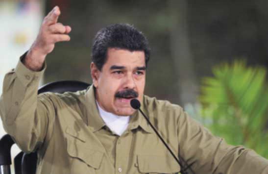 Venezuela: A Growing Threat Of Civil War