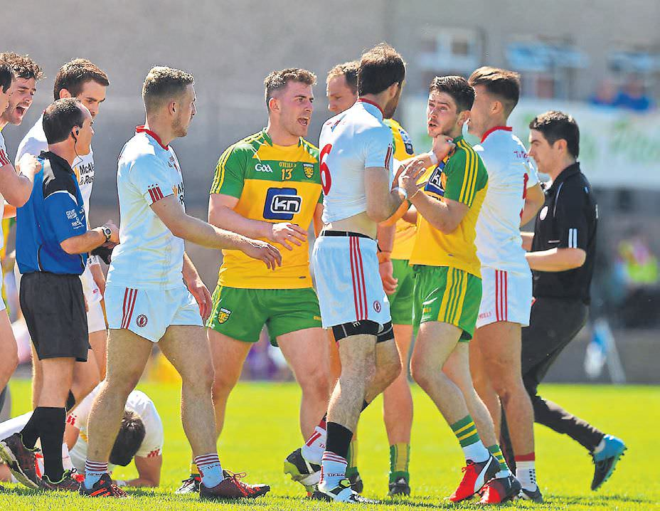 Gallagher Hoping His 'New Donegal' Can Ask A Different Type Of Question Of Tyrone