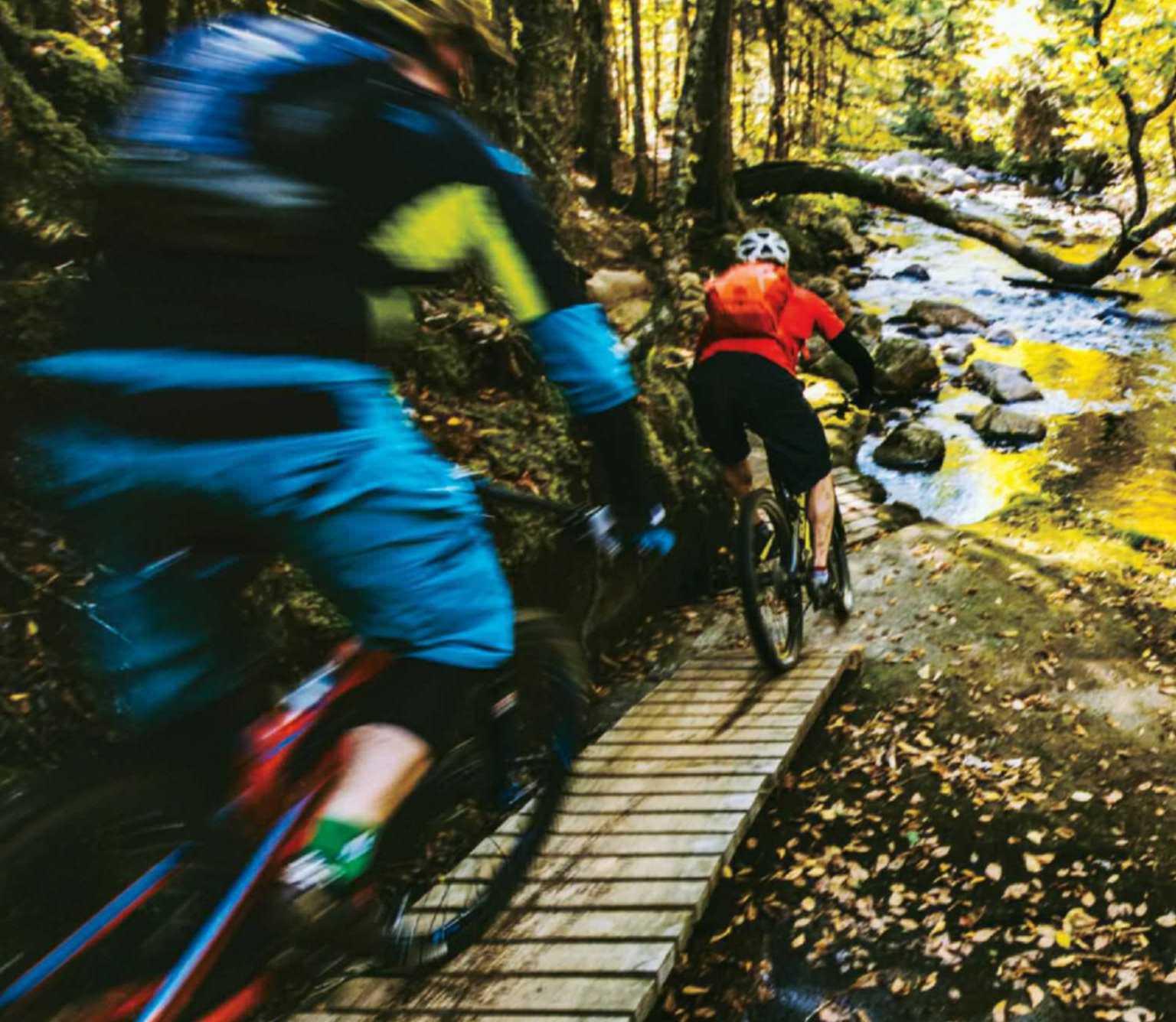 Quebec - Canada's Next Mountain Biking Powerhouse