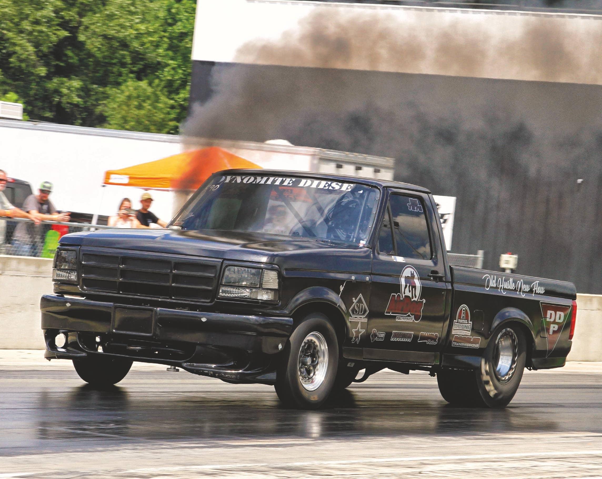 Rocky Top Diesel Shootout 6
