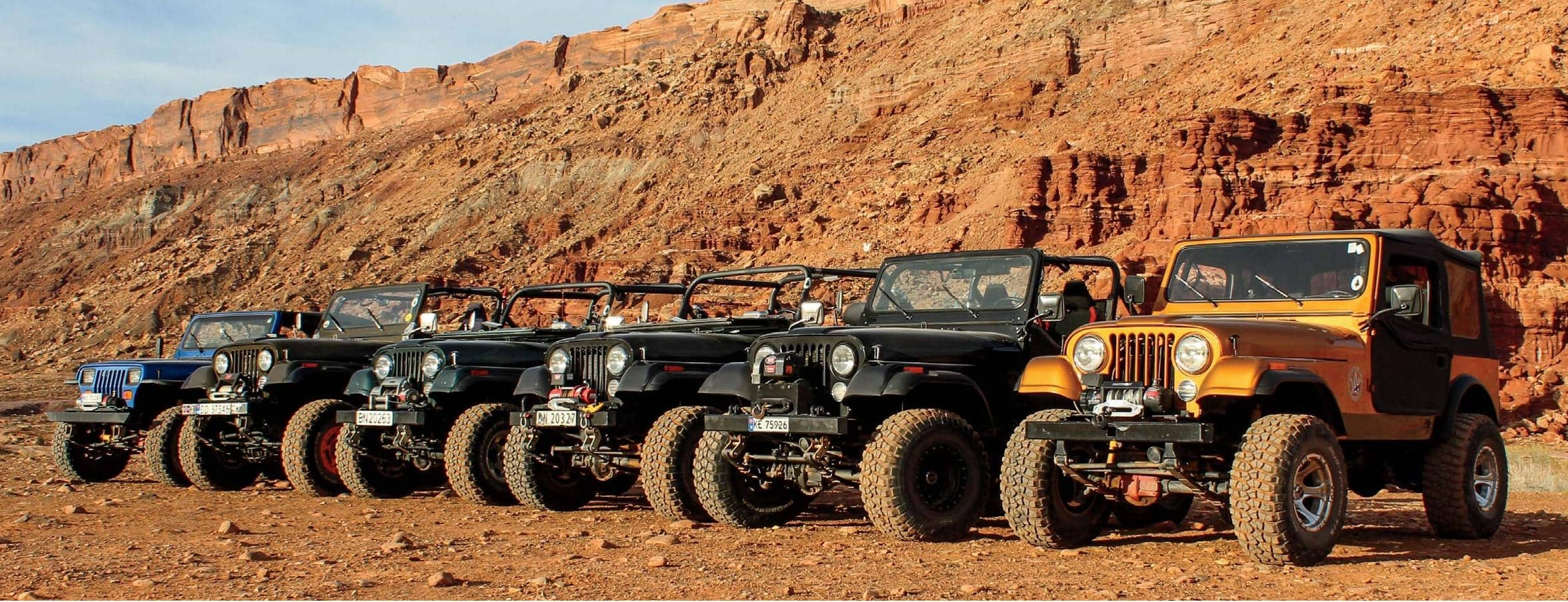 THE IMPOSSIBLE JEEP TOUR