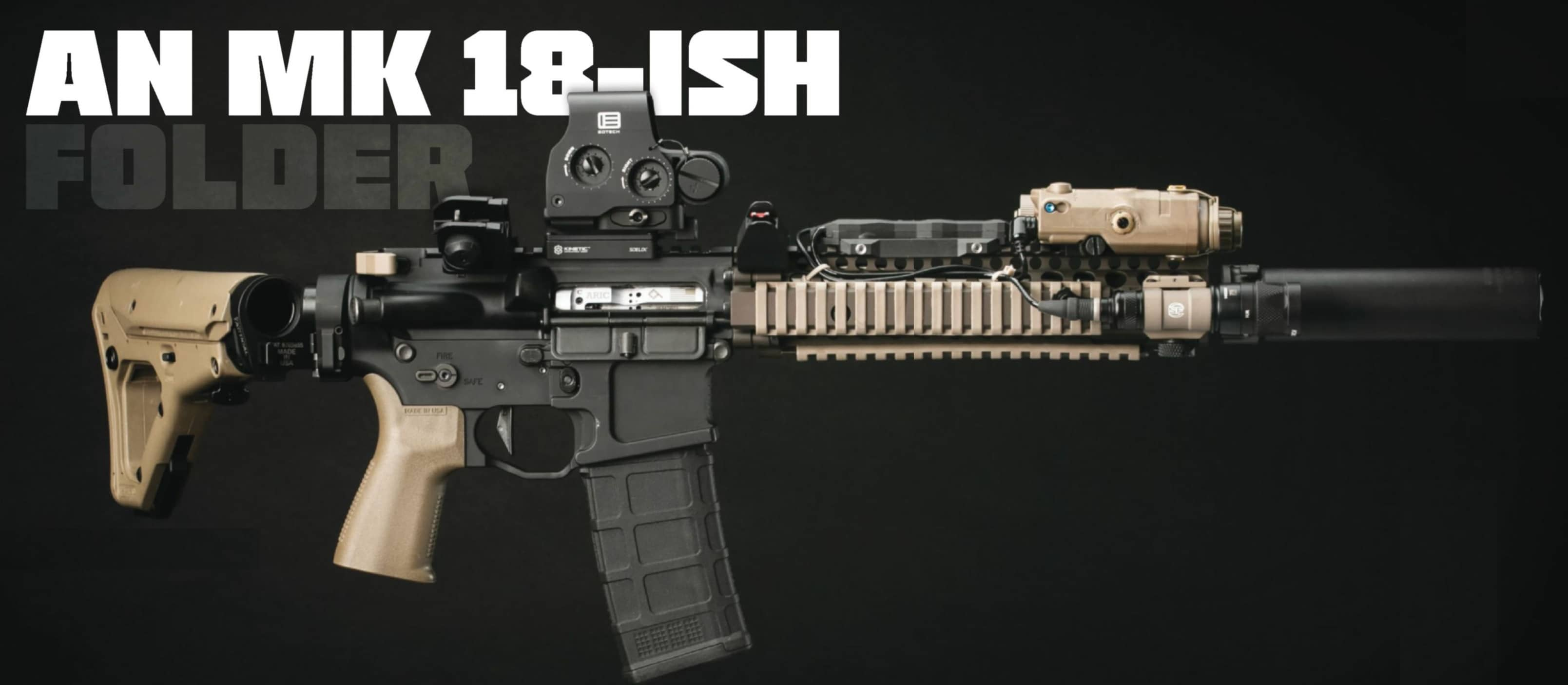 An MK 18-ISH Folder