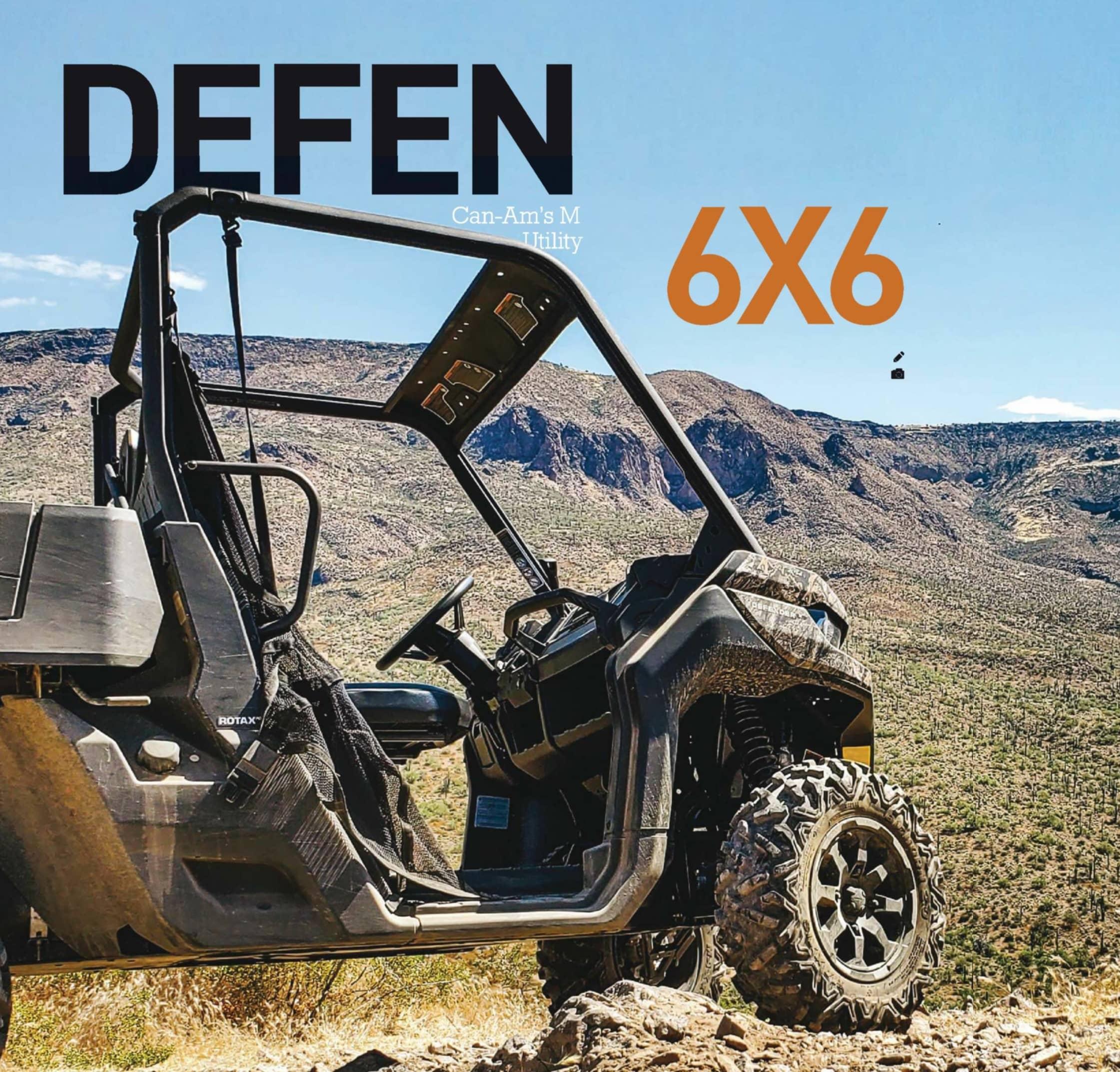 DEFENDER 6X6