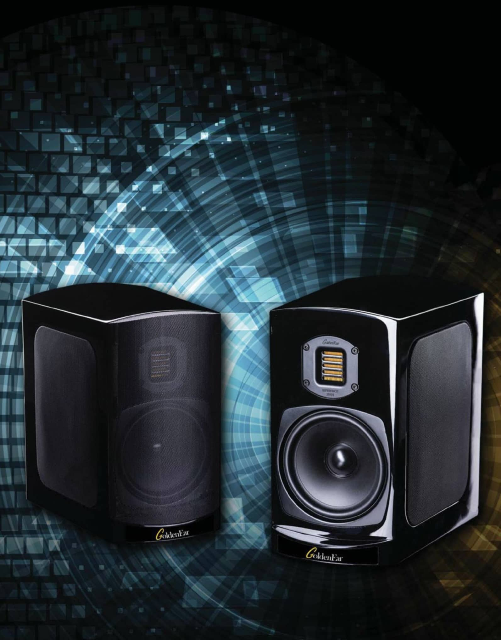 Introducing the New BRX from GoldenEar Technology ®