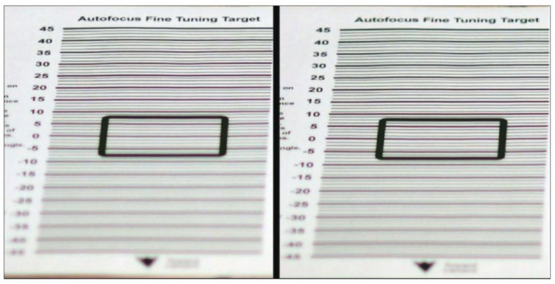 How To Check And Correct Autofocus