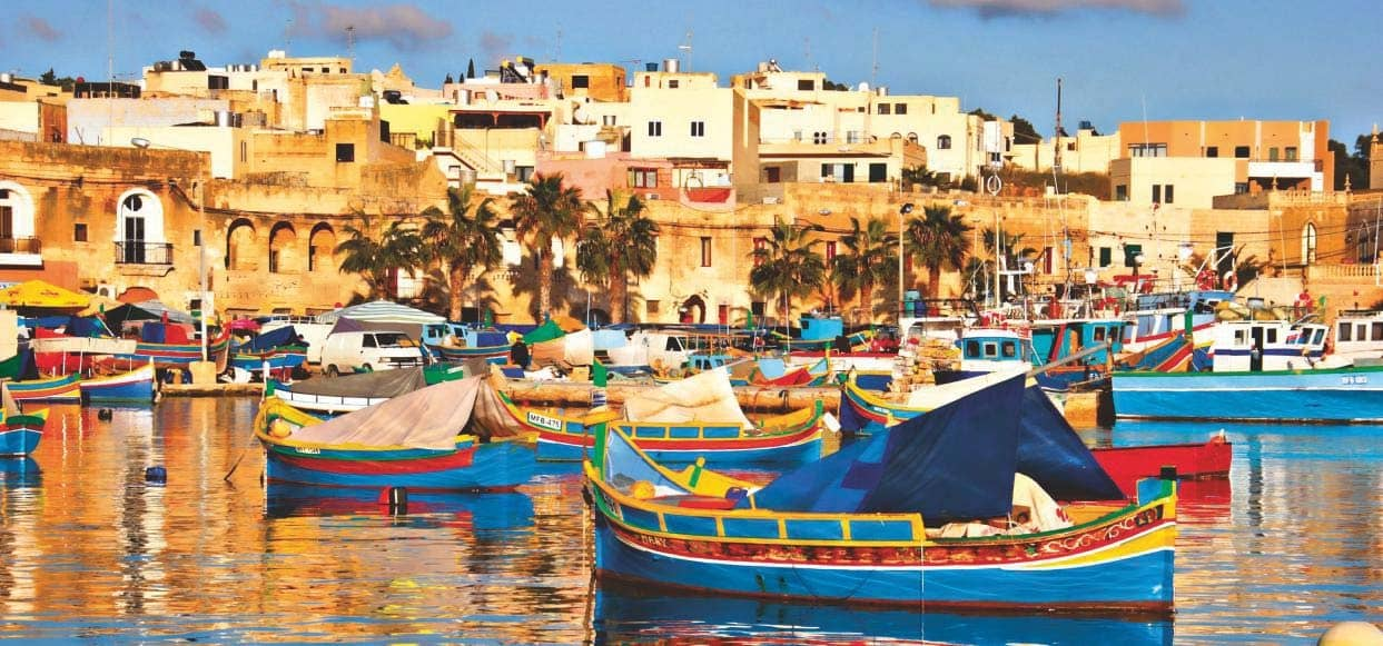 Win a holiday to Malta