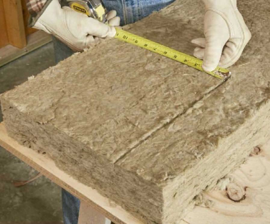 Why choose mineral wool insulation for Rockwool blown insulation