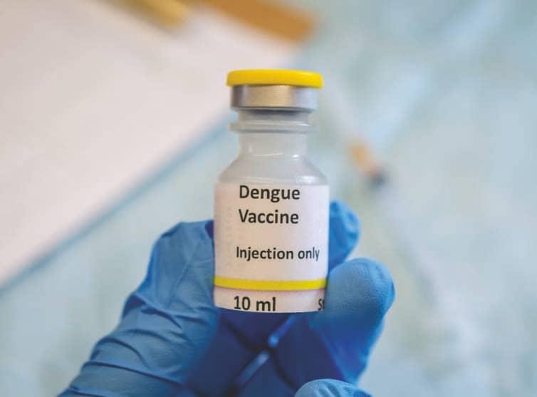 Takeda pharma publishes dengue vaccine study results