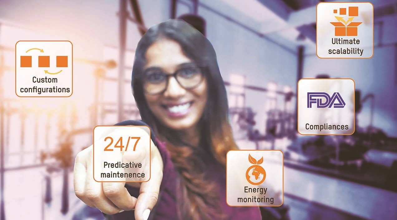 B&R to present integrated automation solutions for pharma machinery and plants at P-MEC 2019