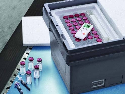 Ensuring pharma compliance with Testo data monitoring solutions