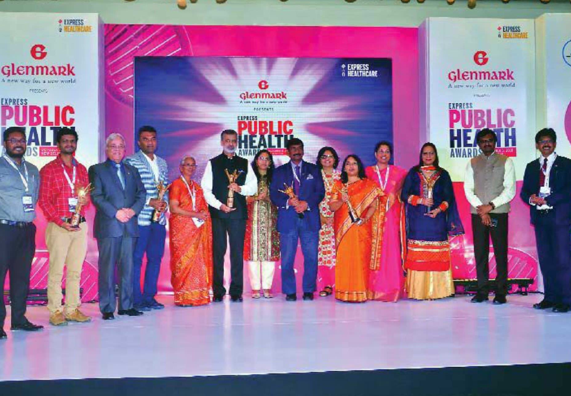 4th Edition Of Express Public Healthcare Awards Laud State Governments For Their Public Health Initiatives