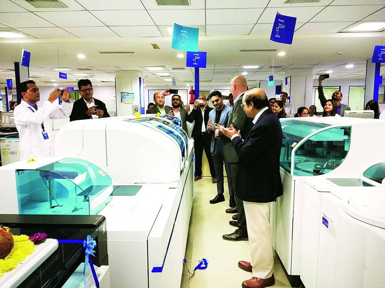 Roche Diagnostics partners with SRL Dr Avinash Phadke Lab