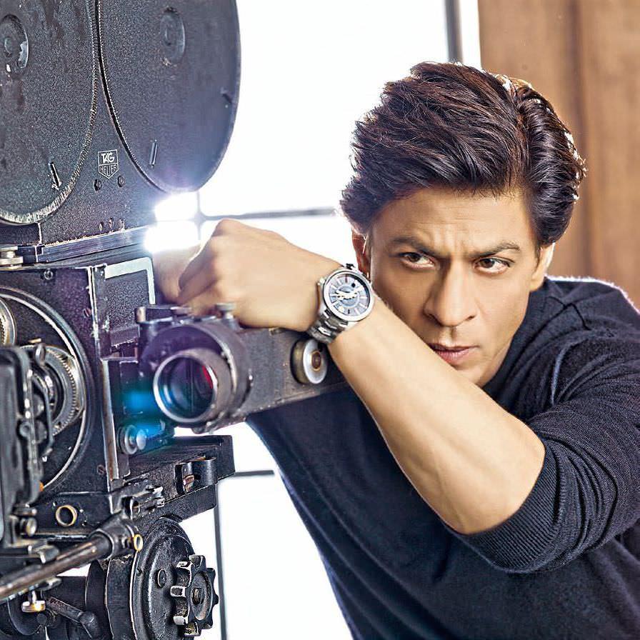 Agony Dad: Shahrukh Khan