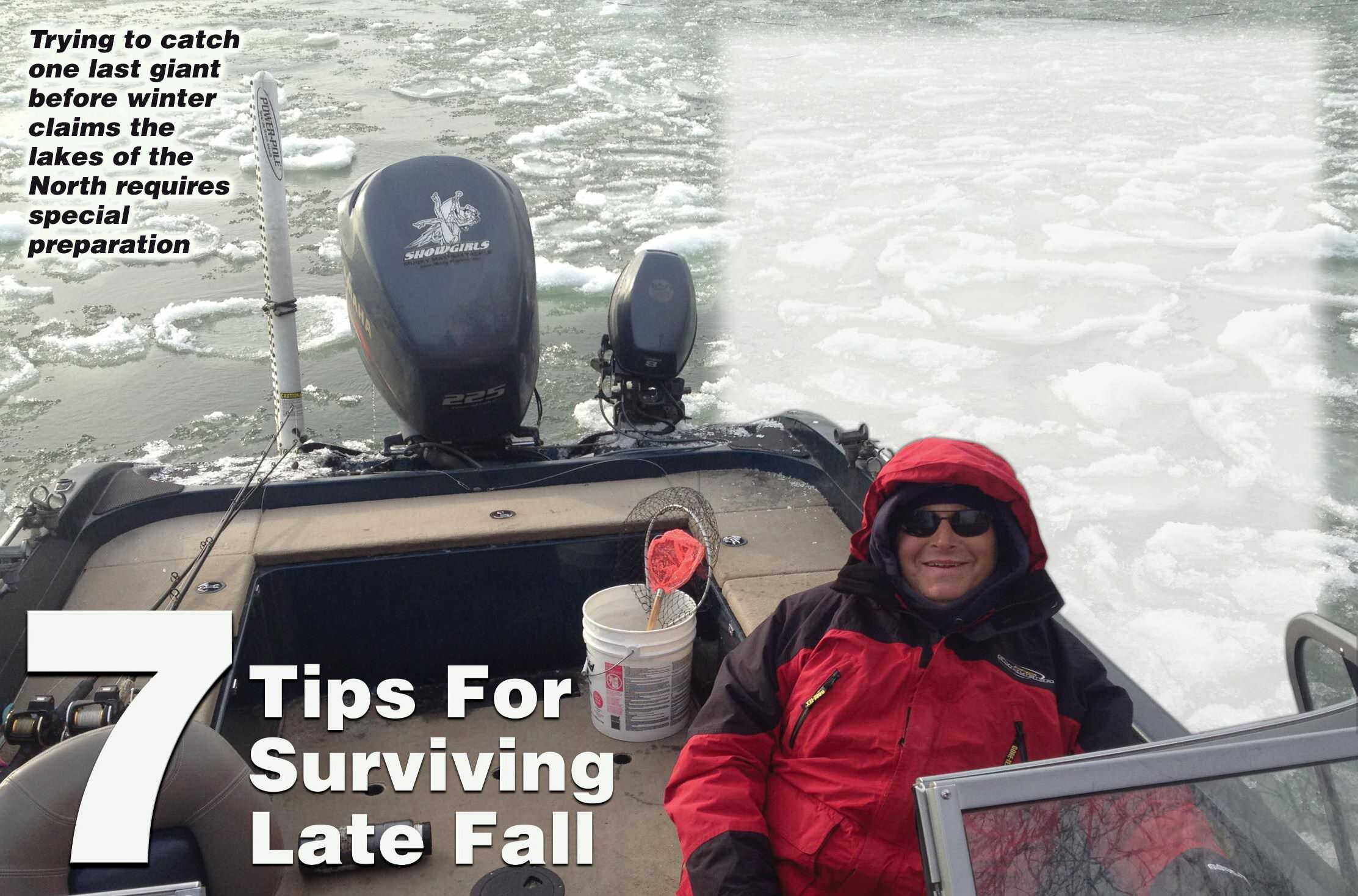 7 Tips For Surviving Late Fall