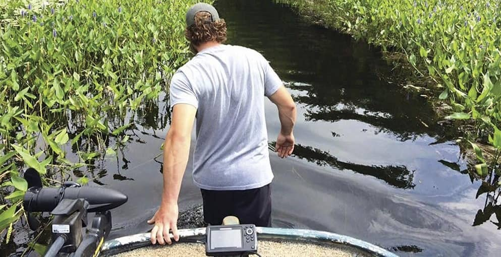 Small Boats Can Work To A Musky Angler's Advantage